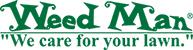 Logo: Weed Man